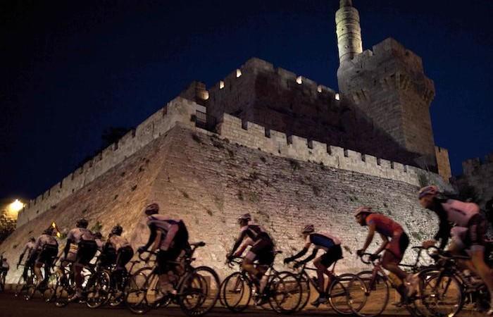 Tour d'Italie : un appel contre le départ depuis Israël