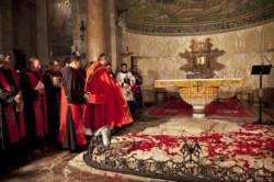L'Heure Sainte en direct de Gethsémani sur KTO et en streaming