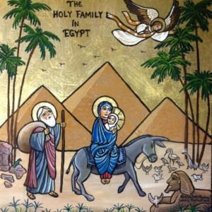 Egypte : l'Entrée de Jésus, fête nationale ?
