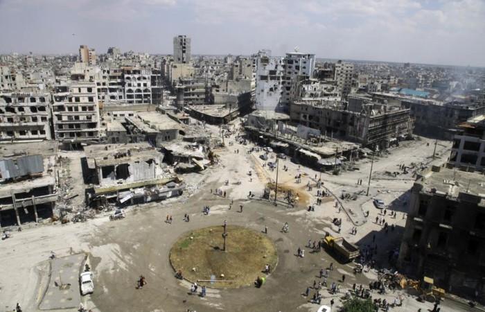 Rapport Pax : Damas change la physionomie de Homs