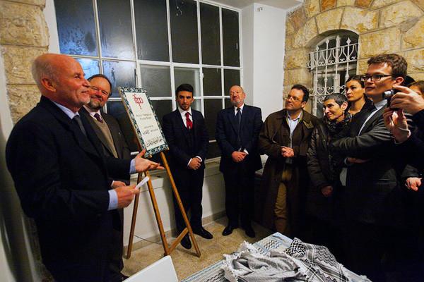 L'Institut français du Proche-Orient (Ifpo) ouvre ses portes à Jérusalem