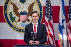 Proche-Orient: le plan de paix américain dévoilé en juin?