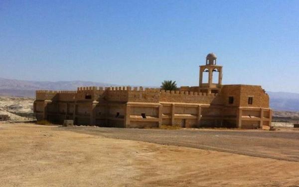 Le monastère St Jean-Baptiste au Jourdain rouvre ses portes