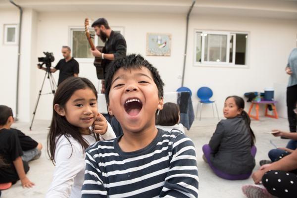 Des enfants chrétiens qui grandissent au coeur de la société israélienne ©Nizar Halloun/CTS