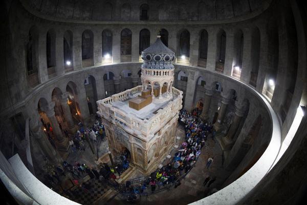 Tombeau de Jésus: le pseudo scoop du National Geographic