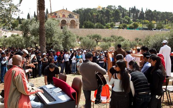 Israël: nouvelle impulsion pour la pastorale des migrants