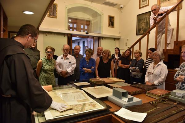 Le premier musée de la présence chrétienne à Jérusalem est