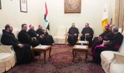 Bientôt un synode inter-rituel pour les catholiques d'Alep