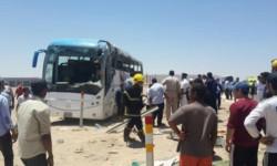 Un nouvel attentat contre des coptes fait 28 morts en Egypte