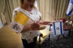 Diplomatie: l'ambassadeur israélien au Vatican se confie