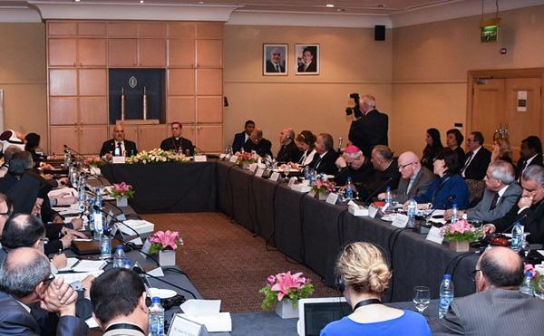 La dignité de la vie au coeur d'un sommet vaticano-jordanien