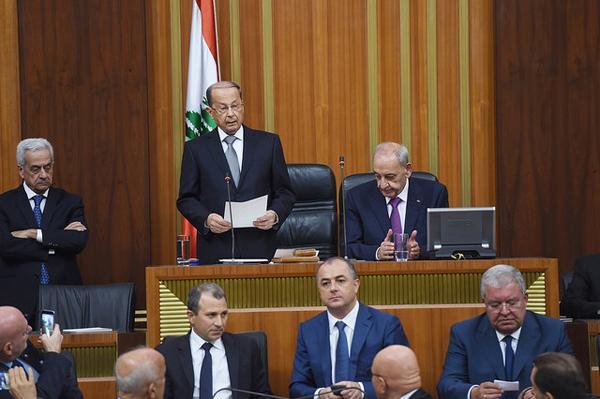 Un nouvel ancien président pour le Liban: Michel Aoun