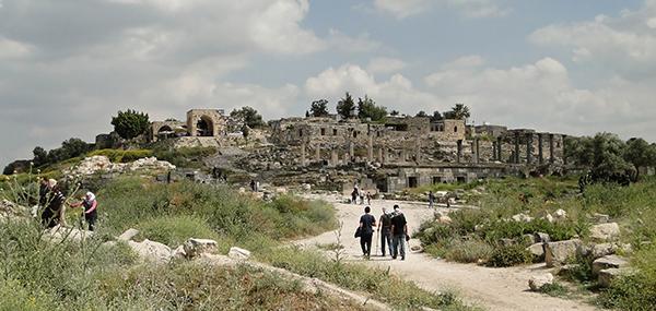 Jordanie: l'aqueduc de Gadara ouvre les vannes au public