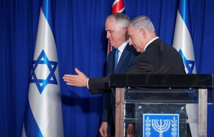 L'Australie hésite à transférer son ambassade à Jérusalem
