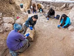 Israël: les restes d'un monastère byzantin à Beit Shemesh