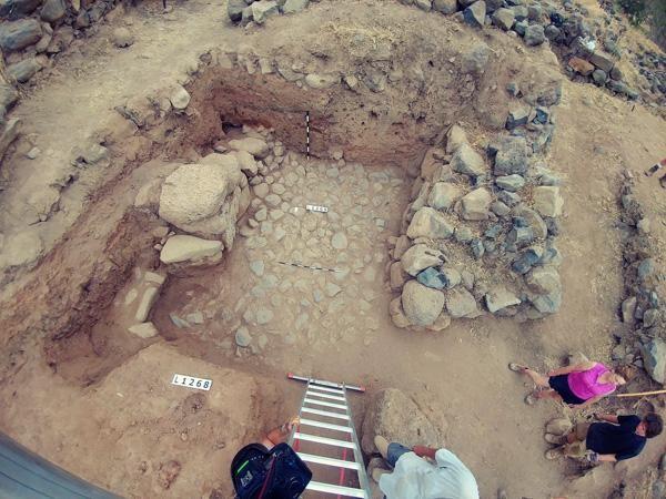 Fouilles à Bethsaïde, de l'antique ville de Tzer à Cléopâtre