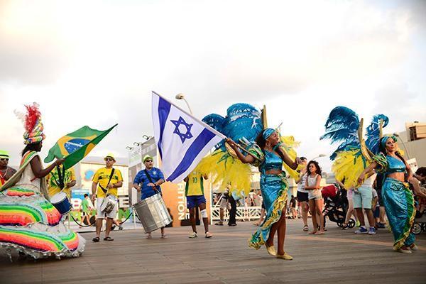 Le Brésil veut déplacer son ambassade en Israël, à Jérusalem