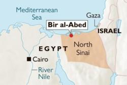 Deuil national en Egypte, les condoléances du Pape