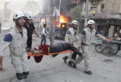 Des héros syriens récompensés par un Nobel alternatif