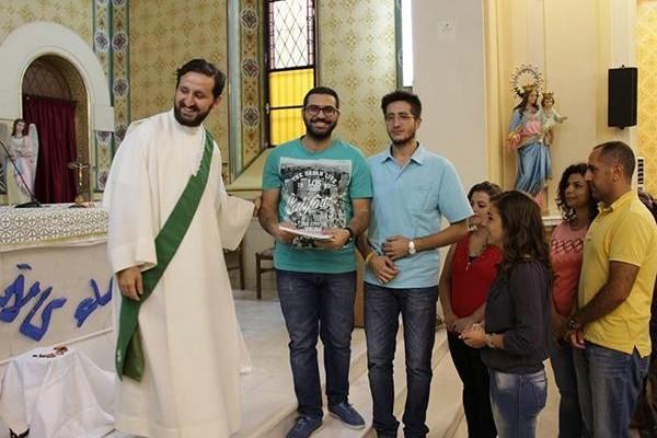 Selon le nonce à Damas, il reste 2% de chrétiens en Syrie