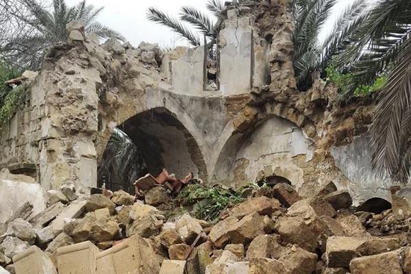 Effondrement d'une église à Chypre: appel interreligieux