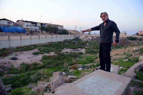 Liban: des travaux publics saccagent un cimetière juif