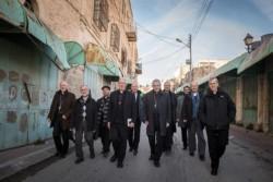 Triste constat des évêques européens sur la Terre Sainte