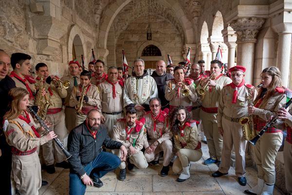 A Bethléem, le curé s'alarme de la disparition des chrétiens