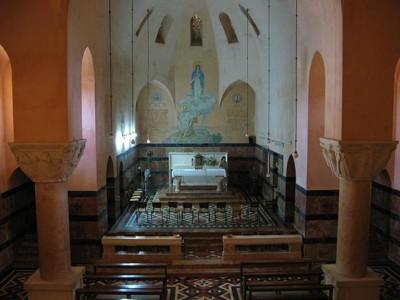 L'église des carmélites de Haïfa rénovée grâce à l'AED