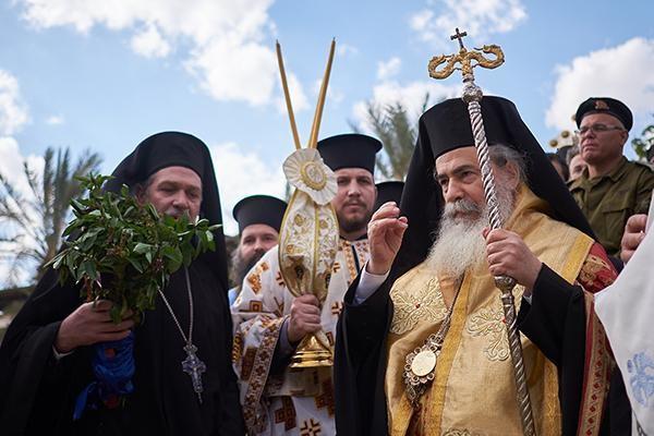 Eglises orthodoxes en Ukraine: Jérusalem sous pression