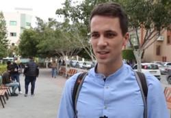 Gaza accueille son tout premier étudiant Erasmus