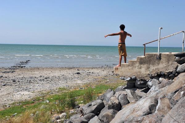 De l'eau de mer dessalée à la rescousse du lac de Tibériade