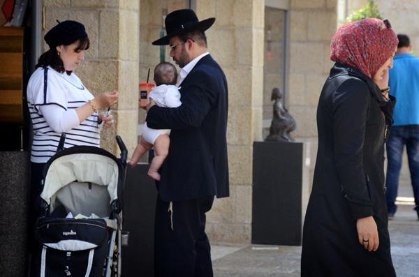De la démographie juive et arabe en Terre Sainte