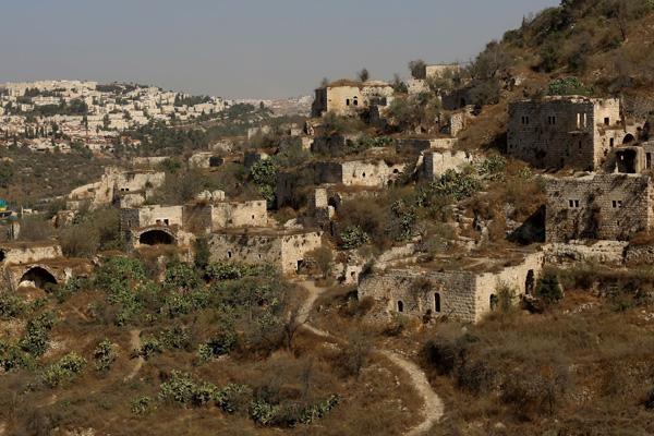 Il faut sauver Lifta, ce village palestinien fantôme