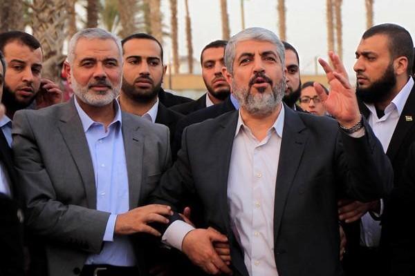 Le Hamas pour un état palestinien dans les frontières de 67