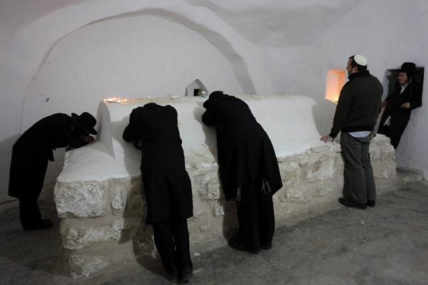 Cisjordanie: un sanctuaire juif vandalisé