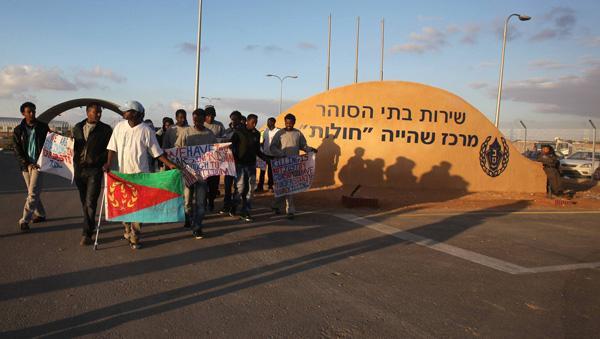 Israël accélère le processus d'expulsion des clandestins
