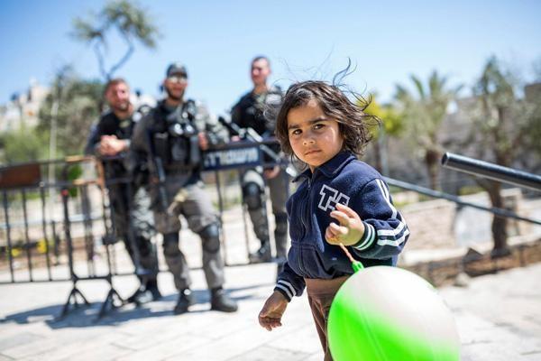 Eglise: «La vie des Palestiniens est loin d'être normale»
