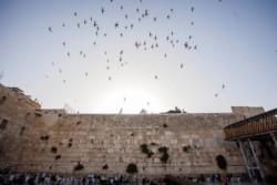 Pas de zone mixte devant le Mur des Lamentations à Jérusalem