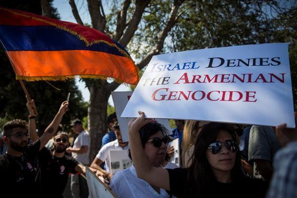 La Knesset rejette la loi sur le génocide arménien