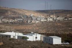 Une loi pour légaliser les avant-postes de Cisjordanie