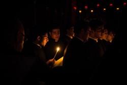 Le pape annonce une journée de prière <p> pour le Moyen-Orient</p>