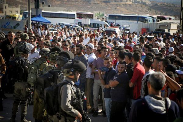 Ramadan Israël révoque les permis de visite aux Palestiniens