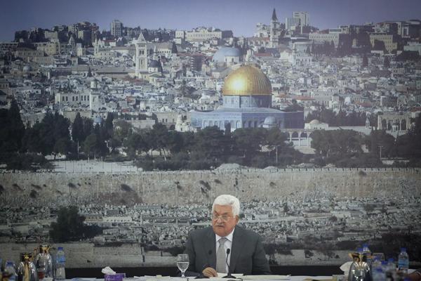L'Autorité palestinienne rompt les contacts avec Israël