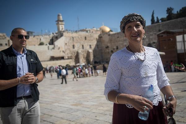 Esplanade des Mosquées: journée test pour les députés juifs