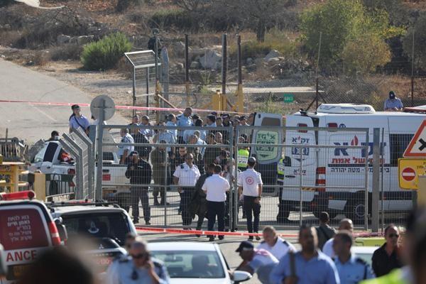 Un Palestinien tue trois Israéliens près d'une colonie