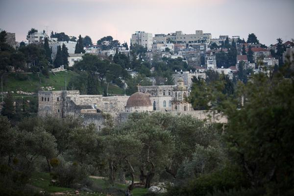 Israël: alerte des Eglises sur la confiscation des terres