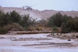 Des inondations meurtrières touchent la Terre Sainte