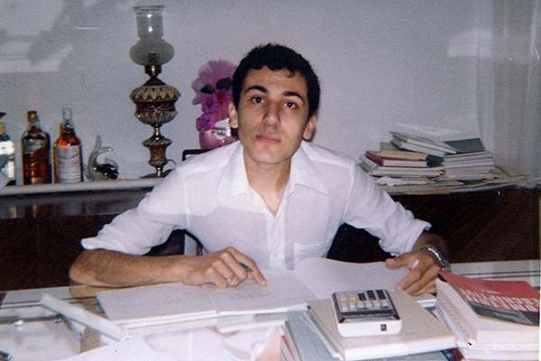 Un jeune libanais, Fathi Baladi, sur la voie des autels