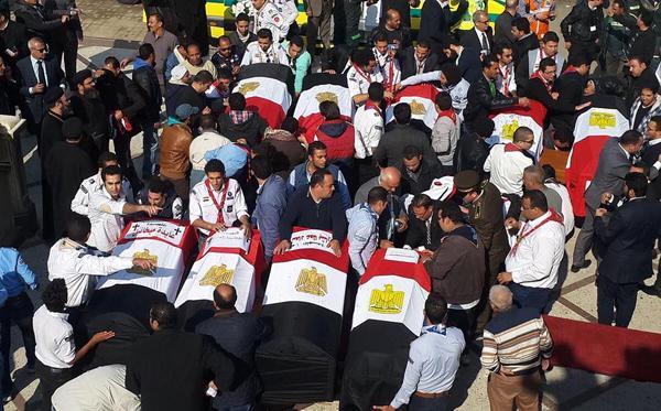 La minorité copte à nouveau prise pour cible en Egypte